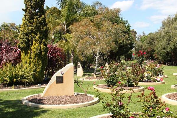 Family Estate Memorial Garden