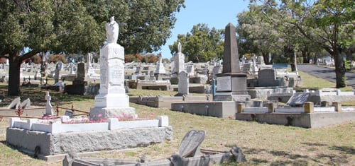 Historical Cemetery